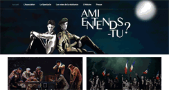 Preview of ami-entends-tu.org