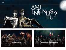 Tablet Preview of ami-entends-tu.org